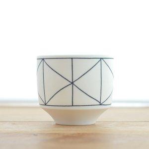 勝村 顕飛 / 小振りなくみ出し 角 幾何学紋