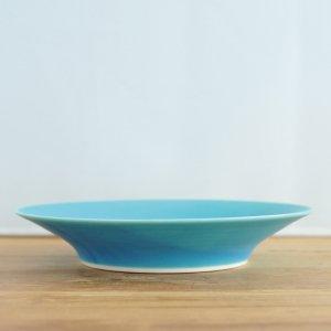 音屋 nakagawa / ブルーリム皿