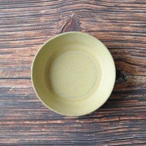 青木 浩二 / 平盛鉢(10cm)薄香