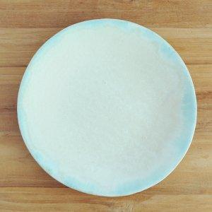 《1点モノ》青木 浩二 / 皿鉢(胡粉/ 青銅)