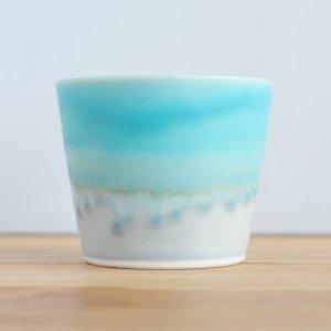 音屋 nakagawa / ブルーフリーカップ