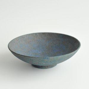 若狭祐介 / 藍彩 丸鉢