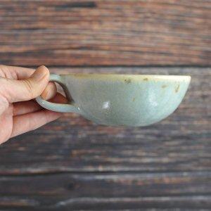 ヤガミサヨ / スープカップ (ドロマイト釉)