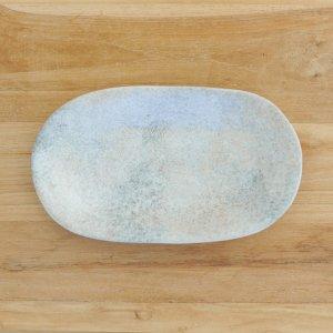 高木 浩二 / 彩泥楕円皿
