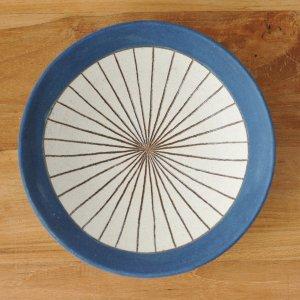 gramme. / ライン平鉢(Blue)