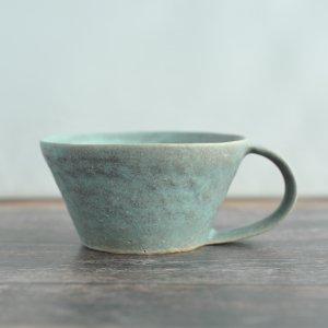 蓮尾寧子 / 草原 手びねり スープカップ