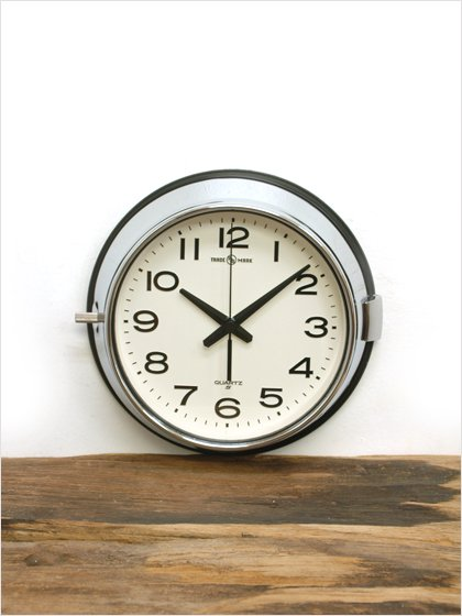 【PACIFIC FURNITURE SERVICE】Wall Clock (パシフィックファニチャーサービス ウォール クロック)