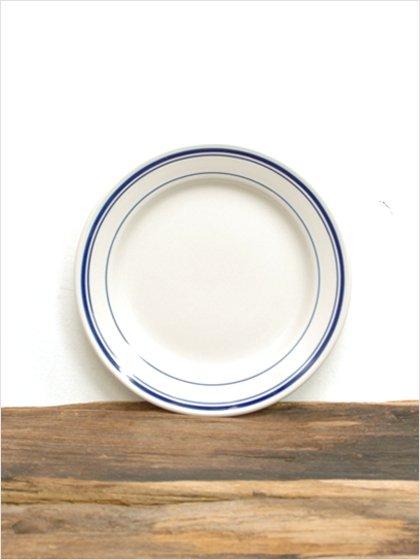【P.F.S.】American Diner Ware 6 5/8inch Small Plate (P.F.S. アメリカン ダイナー ウェア 7 1/8インチ スモール プレート)