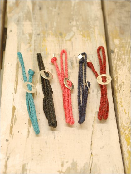 【SCOSHA】SB4 Bracelet (スコーシャ SB4 ブレスレット)