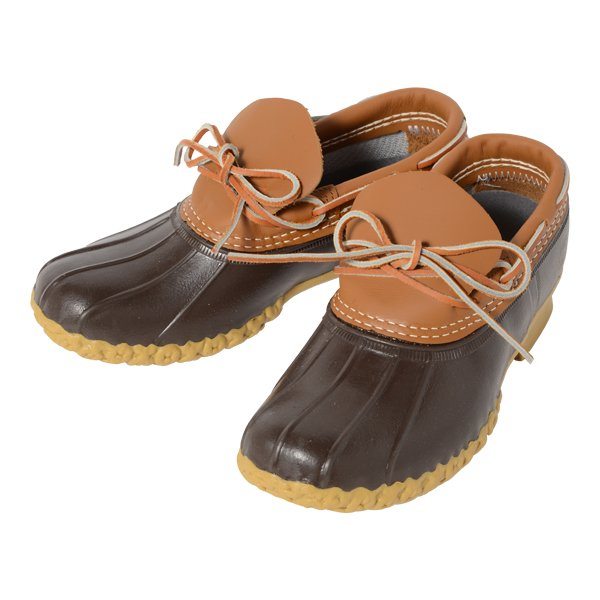 【L.L.Bean】Women's Bean Boots Rubber Moccasins (エルエルビーン レディース ビーン ブーツ ラバー モカシ…