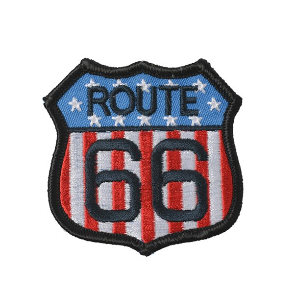 ROUTE 66 Wappen (ルート 66 ワッペン)