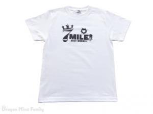 7MBW Tシャツ-WH