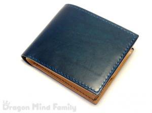 D.CHARIOT 二つ折り財布