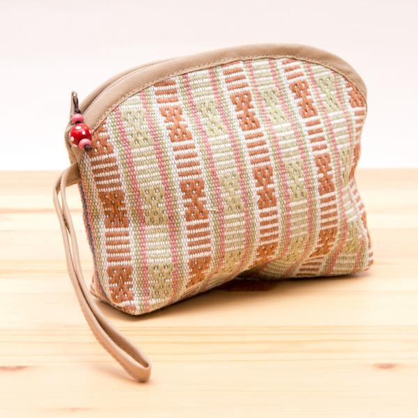 A Bu-Ali(アブアリ)カレン族手織りコスメポーチ Type.1