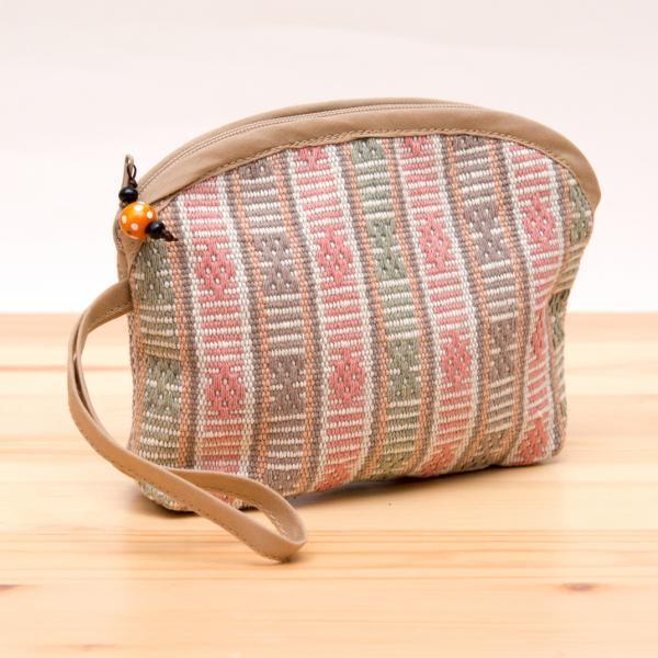 A Bu-Ali(アブアリ)カレン族手織りコスメポーチ Type.2