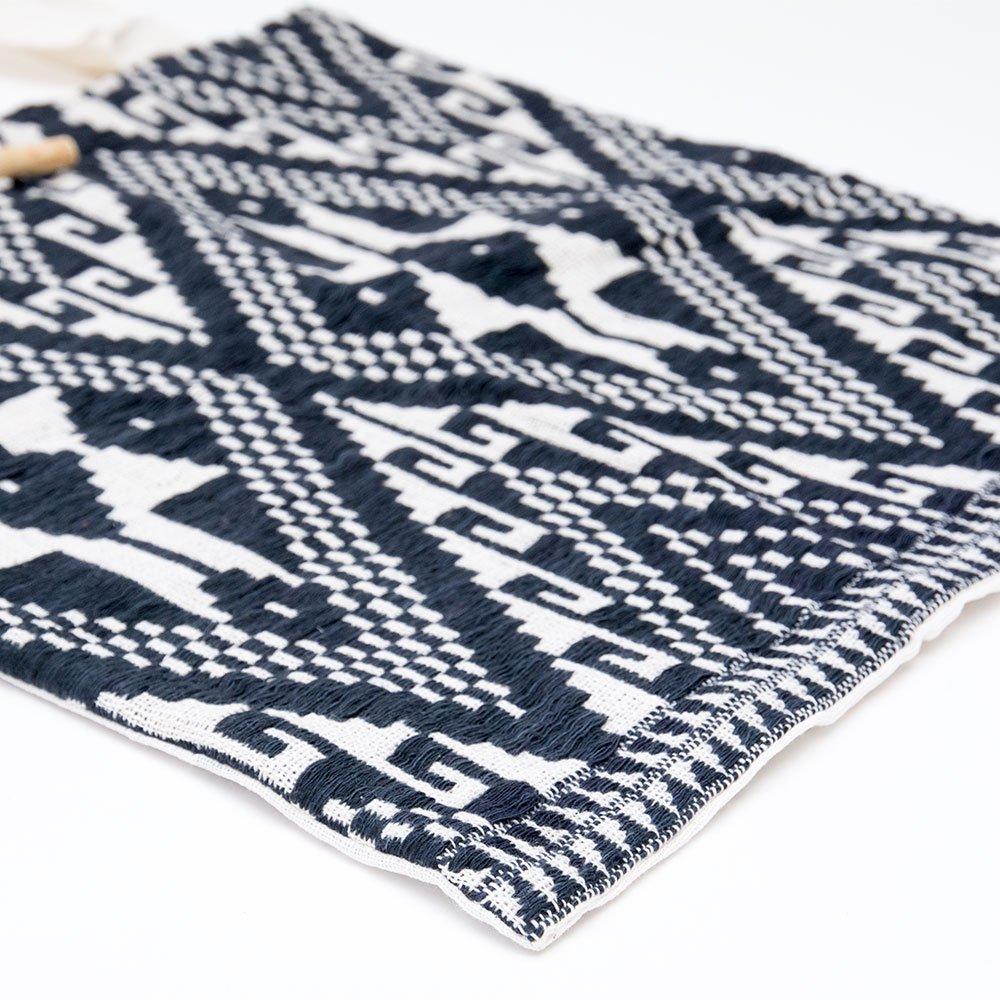 画像3:ラオ族刺繍 トートバッグ