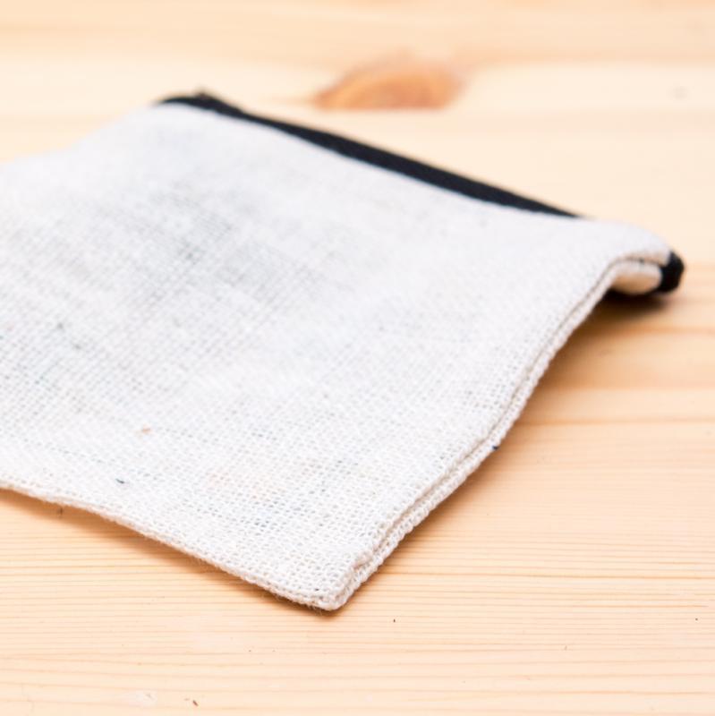 画像3:モン族刺繍のコインポーチ