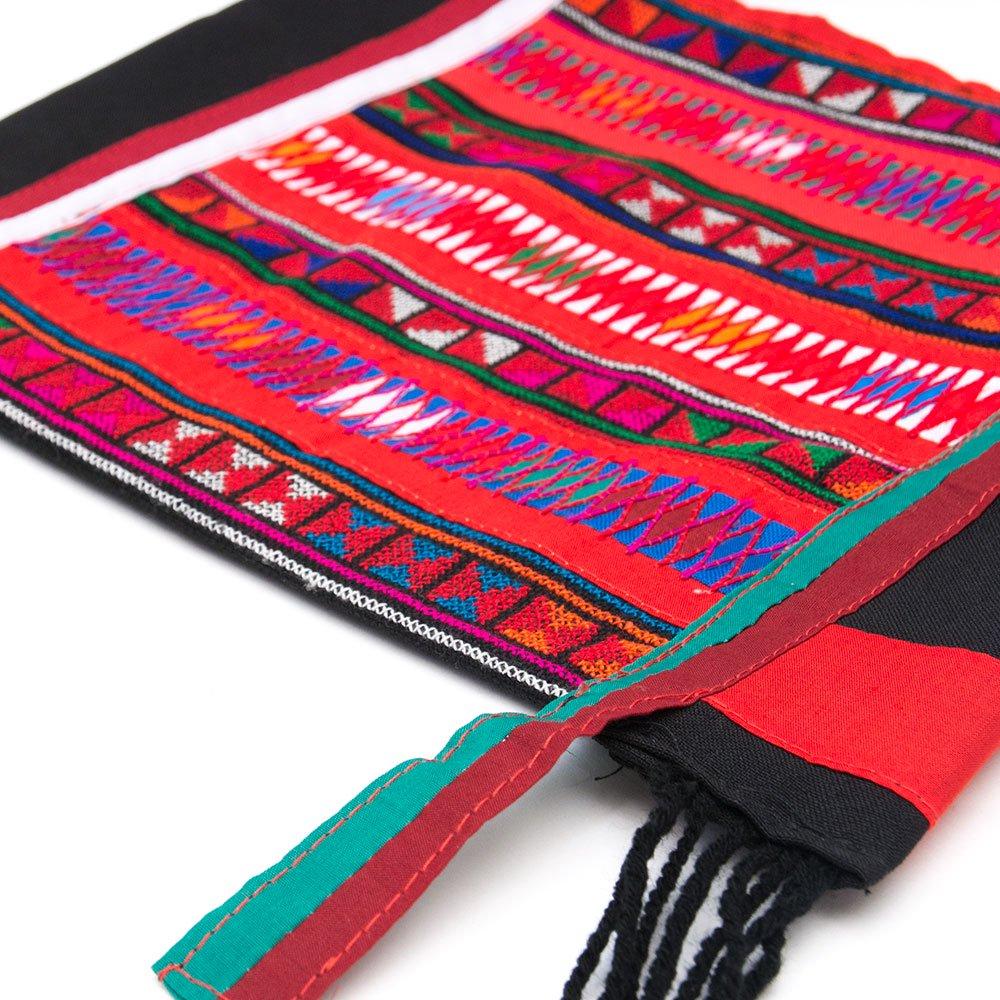 画像3:アカ族刺繍のシャンバッグ