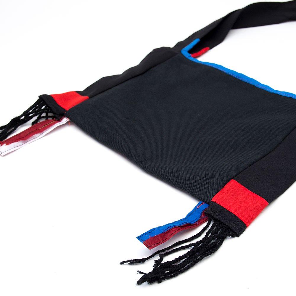 画像4:アカ族刺繍のシャンバッグ