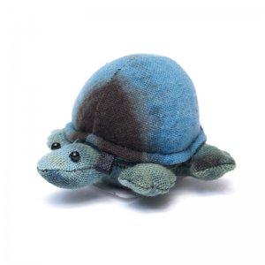 藍染め 手縫いのかわいいカメさん Type.1(7種)