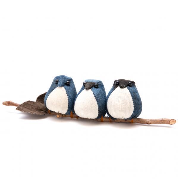 藍染フクロウ