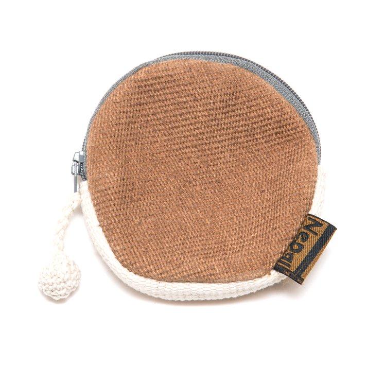 画像3:<フェアトレード>WSDO 手織布の草木染めコインケース