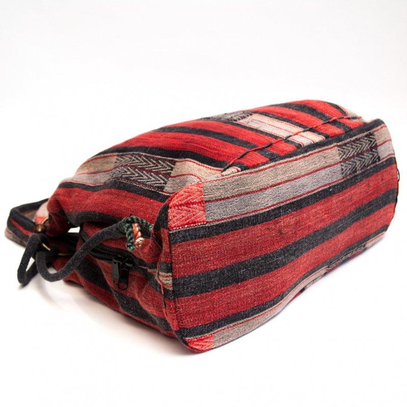 THANGEN ナガ族手織り布を使用したショルダーバッグ Type.3