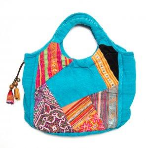 THANGEN モン族刺繍のお出かけランチバッグ
