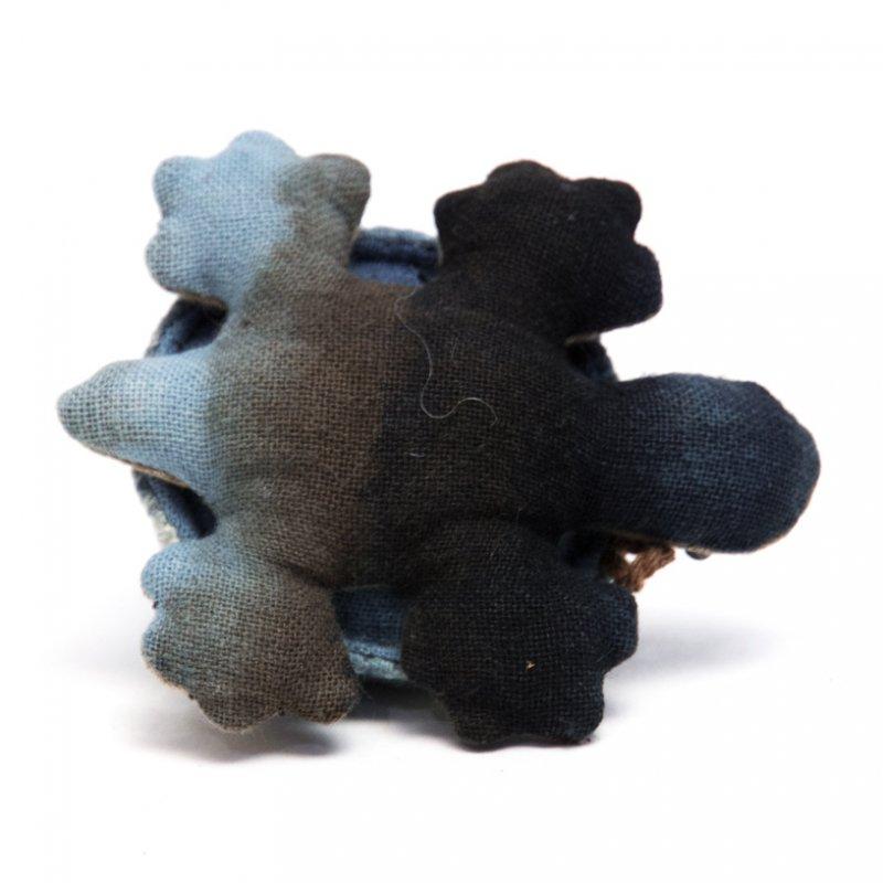 藍染め 手縫いのかわいいカメさん Type.7(8種)