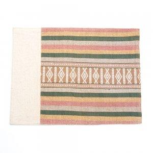 ベトナム ターイ族 手織り ランチョンマット