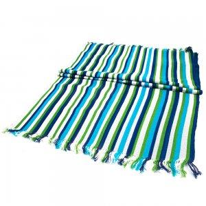 ベトナム チャウマ族 手織り カラフル テーブルランナー(B)