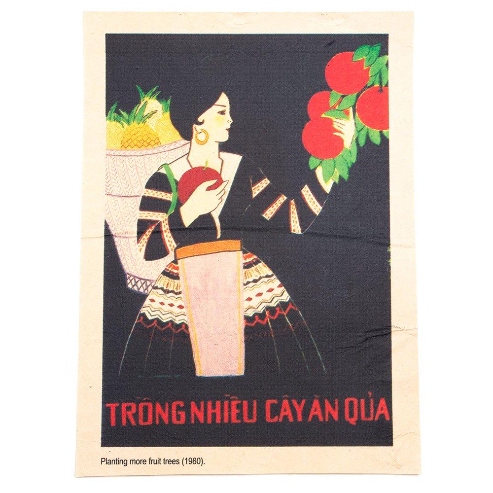 ベトナム プロパガンダアート ポスター(L)