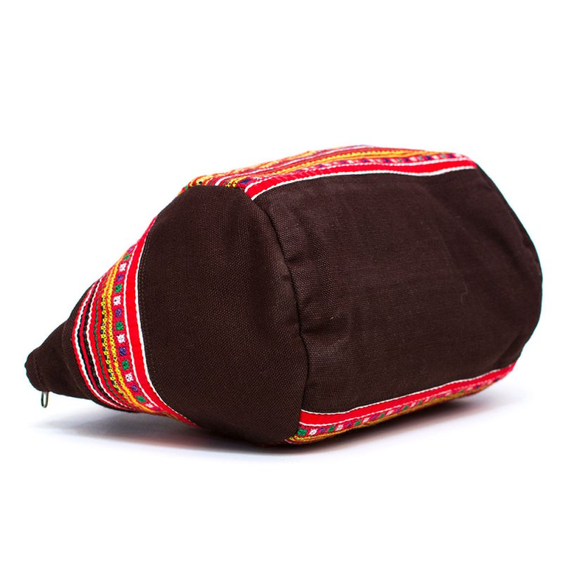 ThongPua モン族刺繍古布のハンドバック Type.1