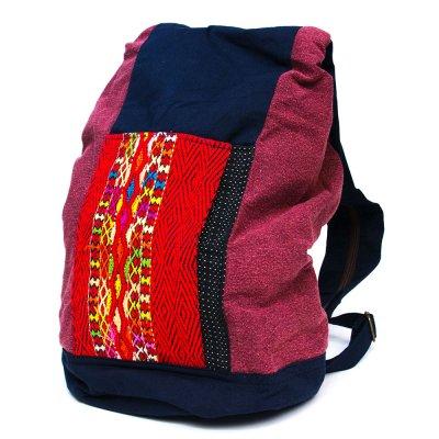 THANGEN カレン族手織り布の2wayショルダーバッグ Type.1