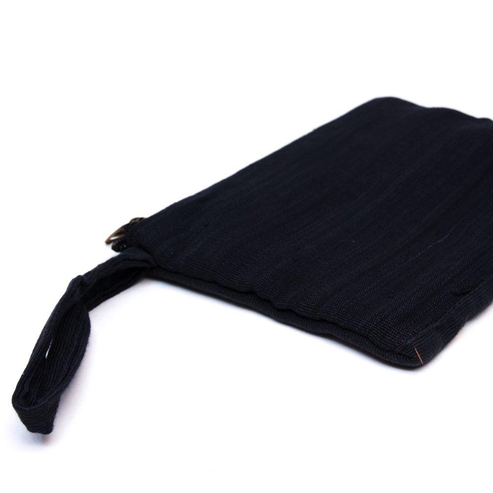 ミャンマー ナガ族 民族手刺繍のポーチ Type.4