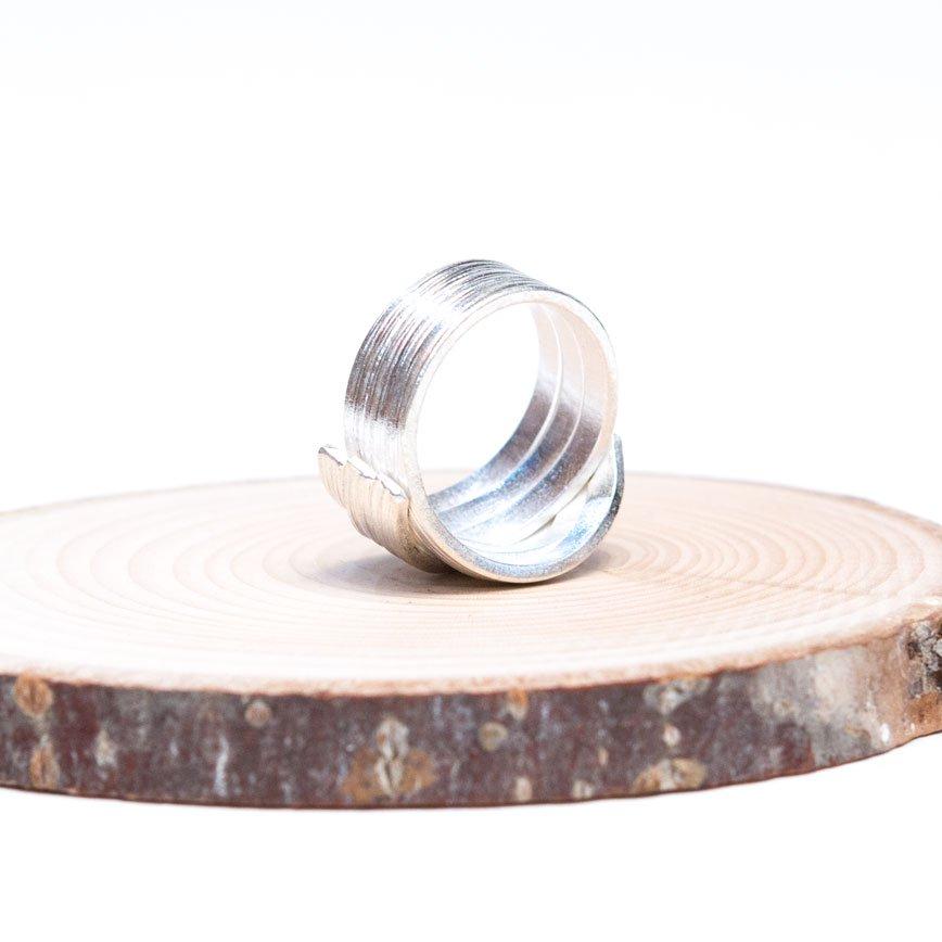 【カレン族シルバー】労をいとわぬ職人の技が光る指輪