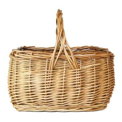 柳製バスケット
