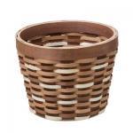 《5個単位販売価格》カラフル丸鉢カバー/D4・D5・D6