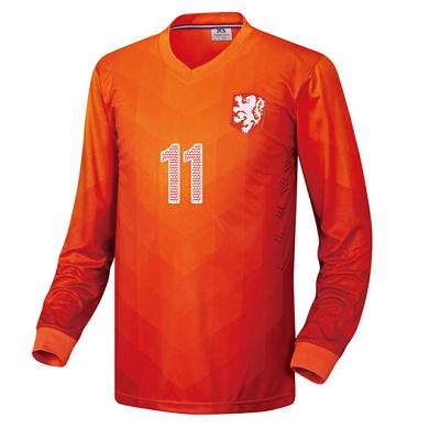 オランダ サッカー 代表 ユニフォーム