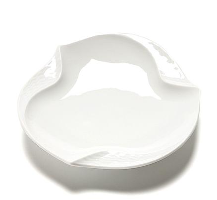 マイセン白い食器