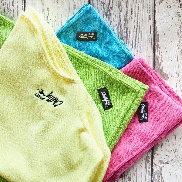 ★新発売★【Chilly Dogs】Soaker Paw Towel (パウタオル)★レターパックOK★