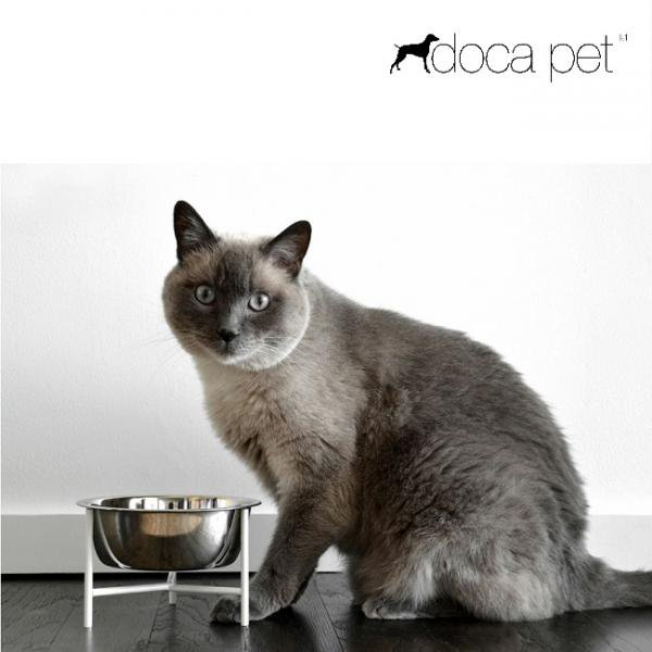 【Doca Pet】Y.BOWL (SMALL)