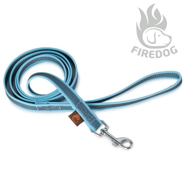 【FIREDOG】Grip dog leash with handle (グリップドッグリーシュ1.2m/1.5m)