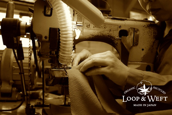 SEWING - Loop and Weft