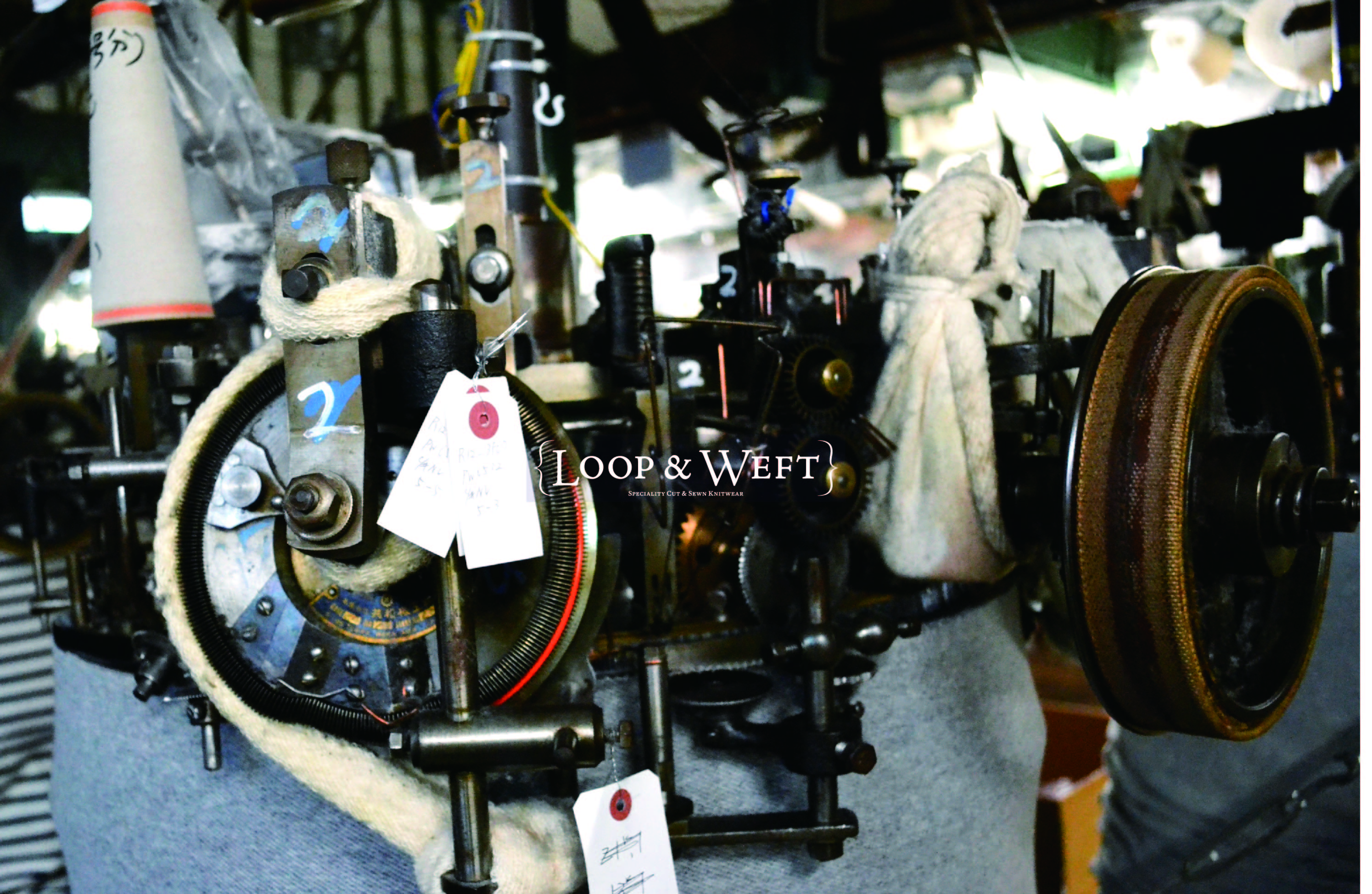 LOOP AND WEFT