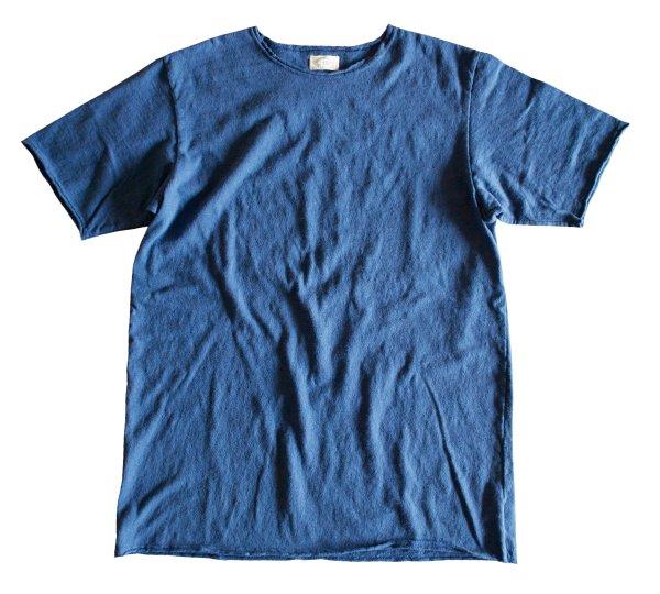 リバイバル天竺S/SカットオフTシャツ