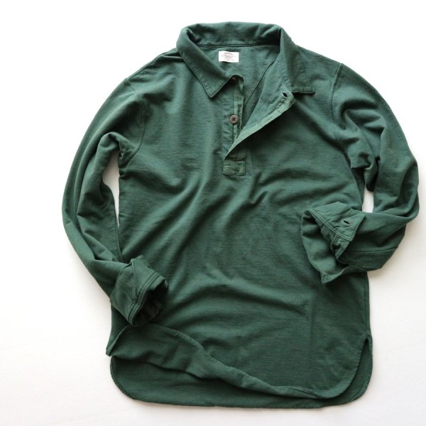 FERGANA ORGANIC COTTON SWEDISH ARMY SHIRT