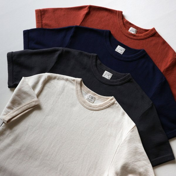 TWILL FACE KNIT GERMAN ARMY CREWNECK