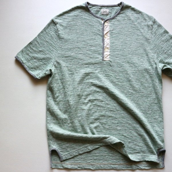 EDGE PIPING CLASSIC HENLEY