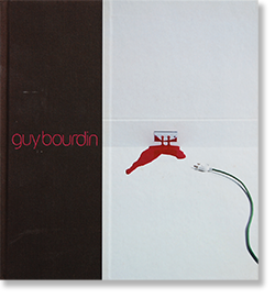 GUY BOURDIN edited by Charlotte Cotton and Shelly Verthime ギイ・ブルダン 写真集